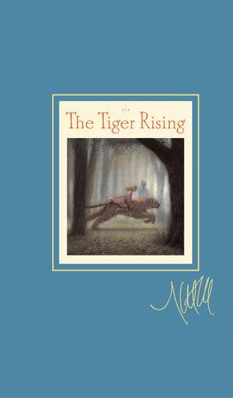 Tiger Rising Signed Signature Edition by Kate DiCamillo