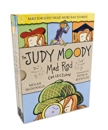 Judy Moody: The Mad Rad Collection by Megan McDonald
