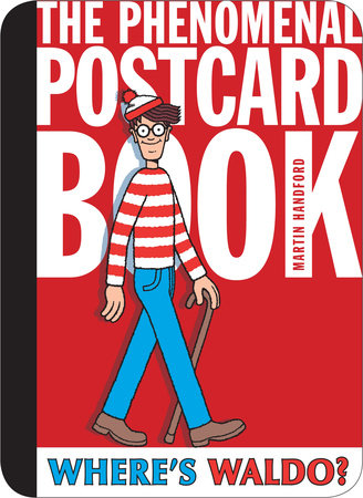 Where's Waldo? The Phenomenal Postcard Book by Martin Handford