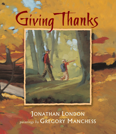 Giving Thanks by Jonathan London