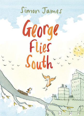 George Flies South by Simon James