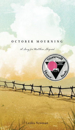 October Mourning by Leslea Newman