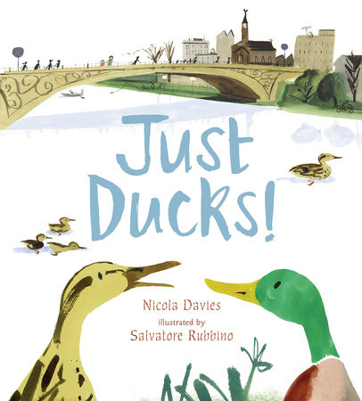 Just Ducks! by Nicola Davies