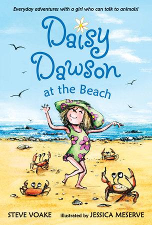 Daisy Dawson at the Beach by Steve Voake