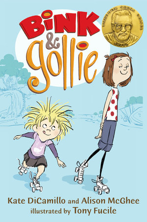 Bink and Gollie by Kate DiCamillo and Alison McGhee