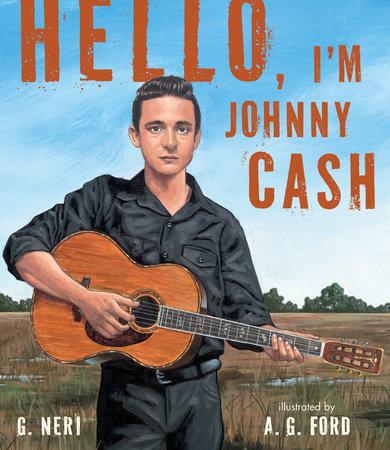 Hello, I'm Johnny Cash by G. Neri