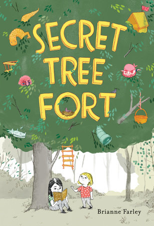 Secret Tree Fort