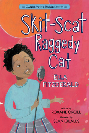 Skit-Scat Raggedy Cat by Roxane Orgill