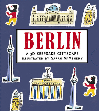 Berlin: A 3D Keepsake Cityscape by Candlewick Press