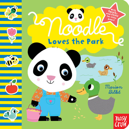 Noodle Loves the Park by Nosy Crow