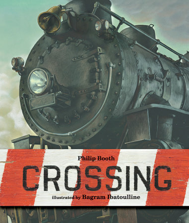 Crossing by Philip Booth