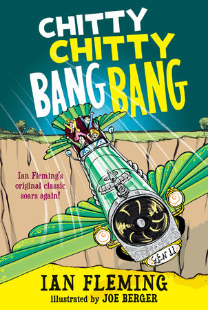 CHITTY-CHITTY BANG BANG by Ian Fleming