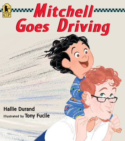 Mitchell Goes Driving by Hallie Durand