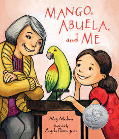 Mango, Abuela, and Me