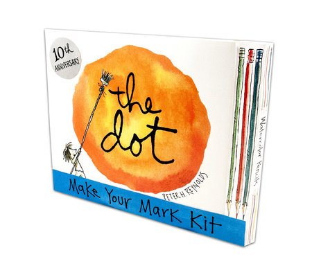 The Dot: Make Your Mark Kit by Peter H. Reynolds