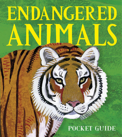 Endangered Animals: A 3D Pocket Guide by Candlewick Press