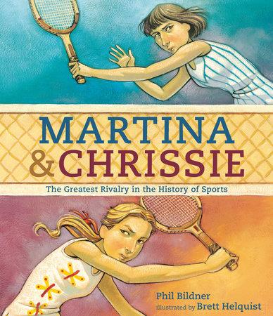 Martina & Chrissie by Phil Bildner