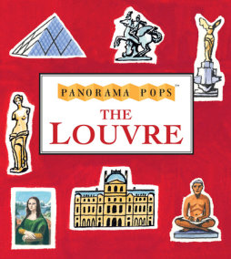 The Louvre: A 3D Expanding Pocket Guide