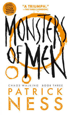 Monsters of Men (Reissue with bonus short story) by Patrick Ness