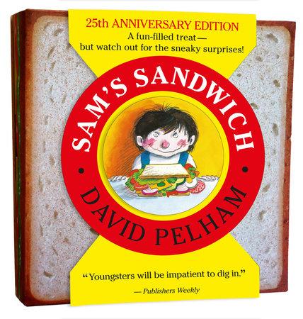 Sam's Sandwich Book Cover Picture