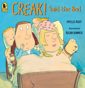 Creak! Said the Bed