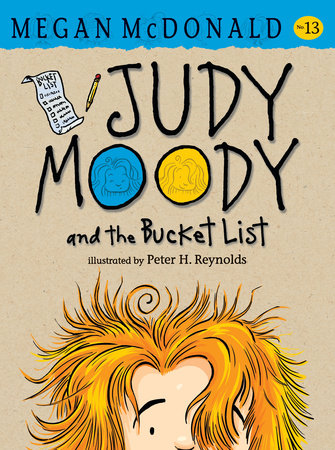 Judy Moody and the Bucket List by Megan McDonald