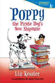 Poppy the Pirate Dog's New Shipmate