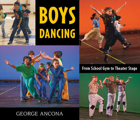 Boys Dancing by George Ancona