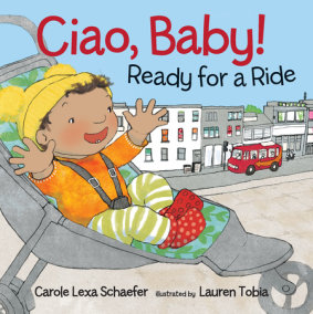 Ciao, Baby! Ready for a Ride
