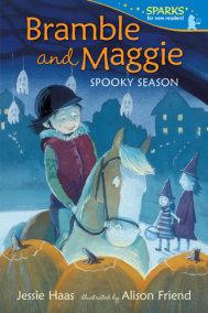 Bramble and Maggie Spooky Season