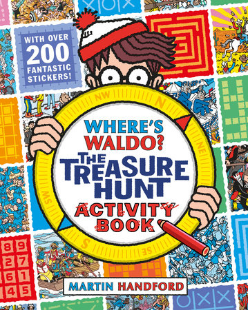 Where's Waldo? The Treasure Hunt