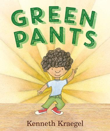 Green Pants by Kenneth Kraegel