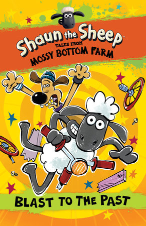 Shaun the Sheep: Blast to the Past
