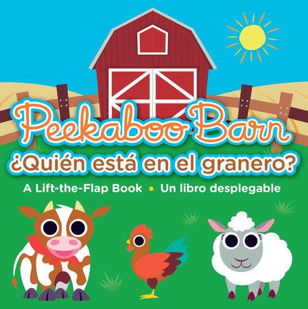 Peekaboo Barn / ¿Quién está en el granero?