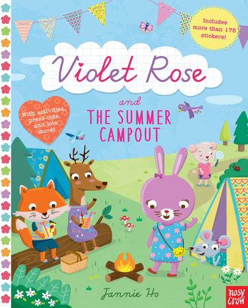 Violet Rose and the Summer Campout