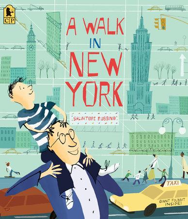 A Walk in New York by Salvatore Rubbino