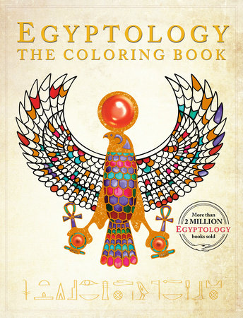 Egyptology Coloring Book by Emily Sands