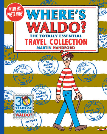 Where's Waldo? The Totally Essential Travel Collection by Martin Handford