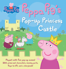 Peppa Pig's Pop-up Princess Castle