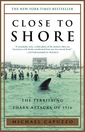 The cover of the book Close to Shore