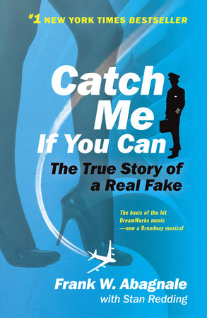 Catch Me If You Can Book Cover Picture