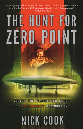 HUNT FOR ZERO POINT, THE by Nick Cook