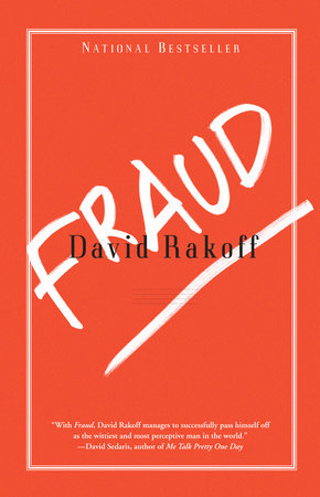 Fraud by David Rakoff