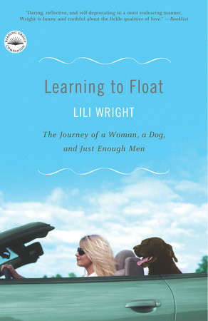 Learning to Float by Lili Wright