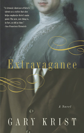 Extravagance Book Cover Picture