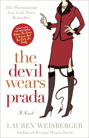 The cover of the book The Devil Wears Prada