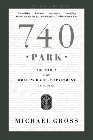 The cover of the book 740 Park