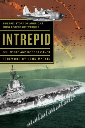 Intrepid by Bill White and Robert Gandt