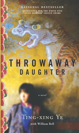 Throwaway Daughter by Ting-Xing Ye