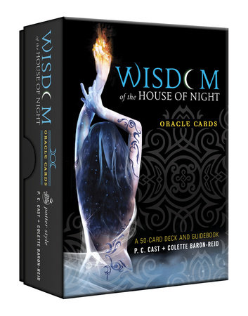 Wisdom of The House of Night Oracle Cards by P.C. Cast and Colette Baron-Reid